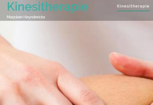Kinesitherapie Marjolein - Lokeren